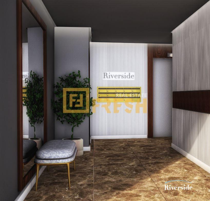Dvosoban stan, 56.09m2, Riverside, Prodaja - 6