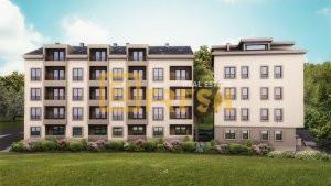 Jednosoban stan, 39.08m2, Riverside, Prodaja 1