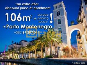 Porto Montenegro 106m2 + garaža ! - 1