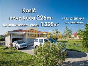 Nova, lux opremljena kuća, 226m2, Kosić - 1