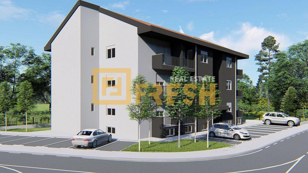 Dvosoban stan, 61m2, Zabjelo, Prodaja - 1