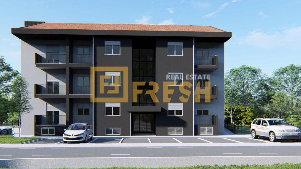 Dvosoban stan, 61m2, Zabjelo, Prodaja 1