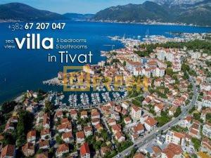 Vila sa 5 soba i 5 kupatila, Tivat - 1