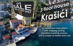 Kuća par metara od plaže, Krašići - 1