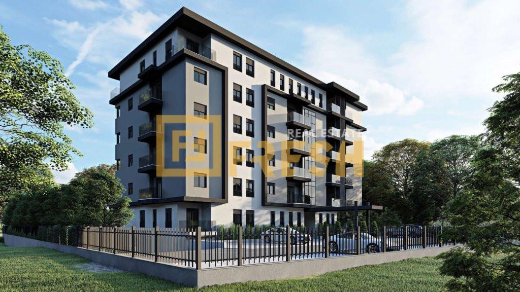 Jednosoban stan, 42.2m2, Zabjelo, Prodaja - 0