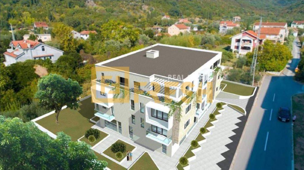 Jednosoban stan, 37m2, Tivat, Prodaja 1