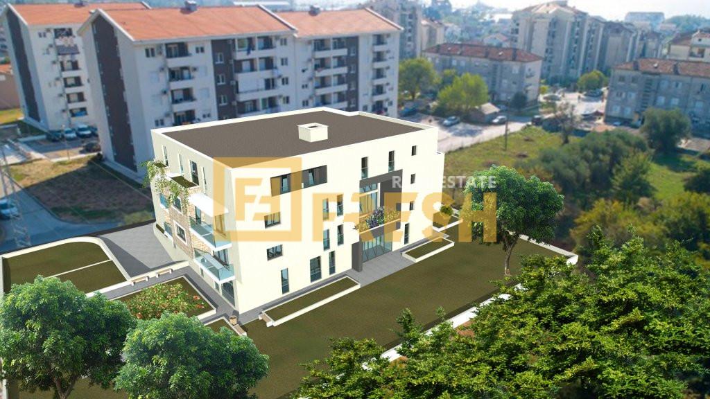 Jednosoban stan, 37m2, Tivat, Prodaja - 2