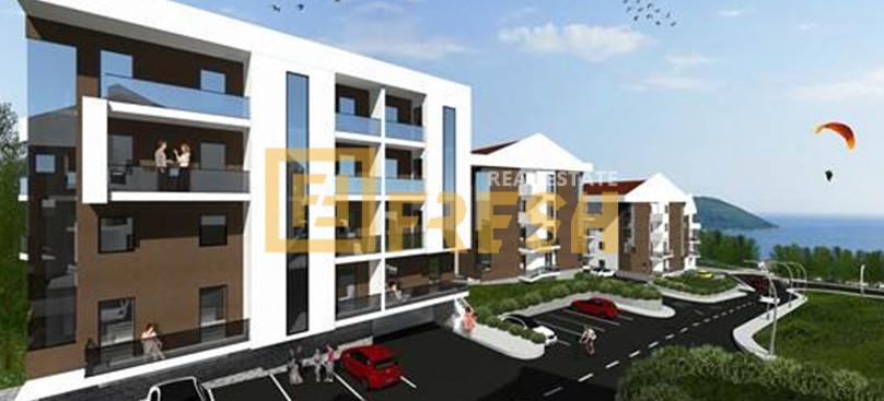 Jednosoban stan, 50m2, Tivat, Prodaja - 2