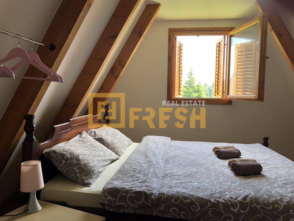 Kuća, 110m2, na placu 280m2, Žabljak, Prodaja - 4