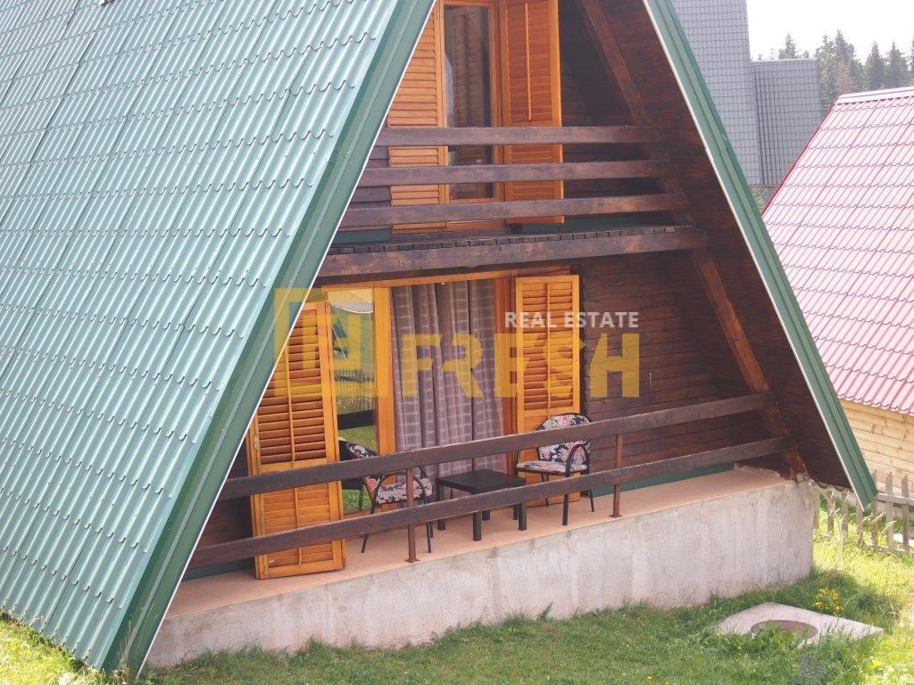 Kuća, 110m2, na placu 280m2, Žabljak, Prodaja 1