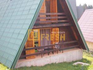 Kuća, 110m2, na placu 280m2, Žabljak, Prodaja - 1