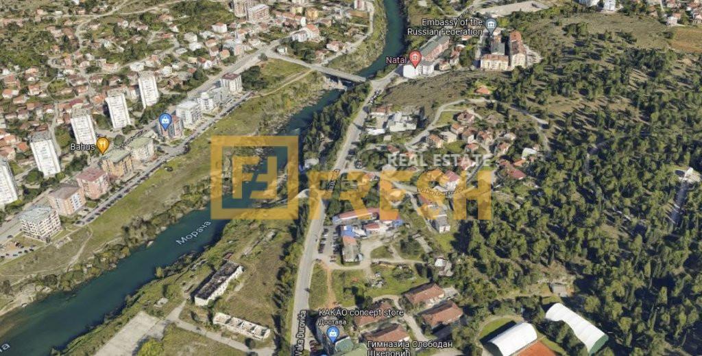 Urbanizovano gradjevinsko zemljište cca 1.000m2, Centar, Prodaja - 2