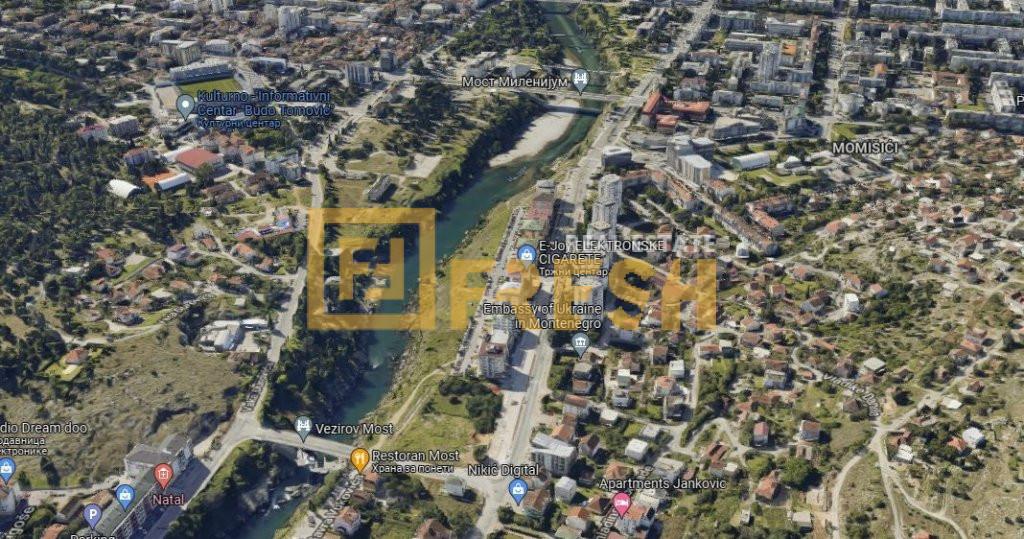 Urbanizovano gradjevinsko zemljište cca 1.000m2, Centar, Prodaja - 1