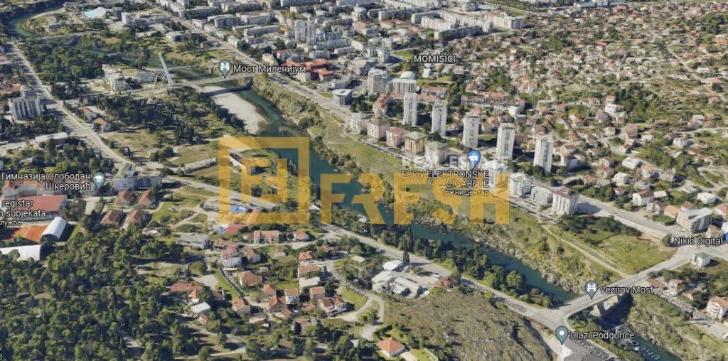 Urbanizovano gradjevinsko zemljište cca 1.000m2, Centar, Prodaja - 0