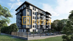 Jednosoban stan, 39.70m2, Zabjelo, Prodaja - 1