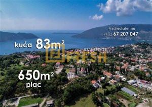 Kuća 83m2, Podi, Herceg-Novi - 1