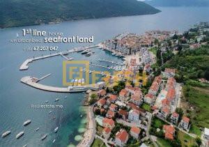 Prva linija od mora, 465m2, Đenovići & Porto Novi - 1