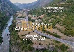 Placevi uz magistralu i rijeku Moraču - 1