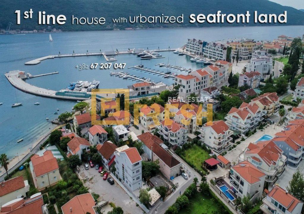 Kuća na prvoj liniji od mora, Đenovići & Porto Novi - 2
