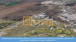 Urbanizovano gradjevinsko zemljište, cca 9.000m2, Dajbabe, Prodaja - 1