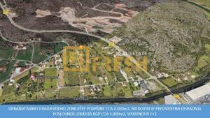 Urbanizovano gradjevinsko zemljište, cca 4.000m2, Farmaci, Prodaja - 1