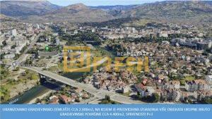 Urbanizovano gradjevinsko zemljište, cca 2.000m2, Stara Varoš, Prodaja - 1