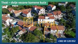 Dvije kamene kuće, 122m2, Tivat, Prodaja - 1